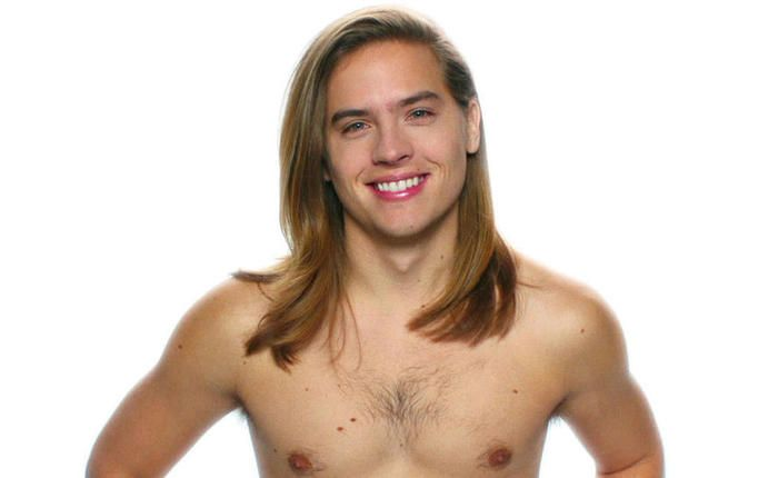Sprouse nude cole Sexy Cole