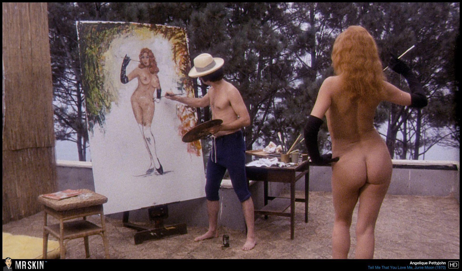 Top ten nude women